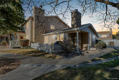 Arvada Condo/Townhouse Under Contract: 8477 Everett Way #A