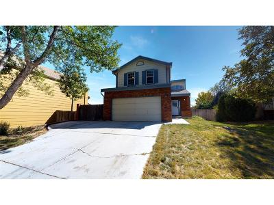 Thornton Single Family Home Active: 4050 East 131st Court