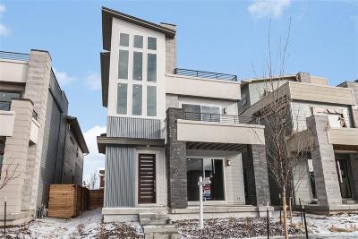 Denver CO Single Family Home Active: $705,648