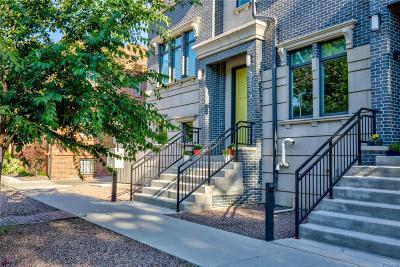 Denver Condo/Townhouse Active: 3114 East 17th Avenue