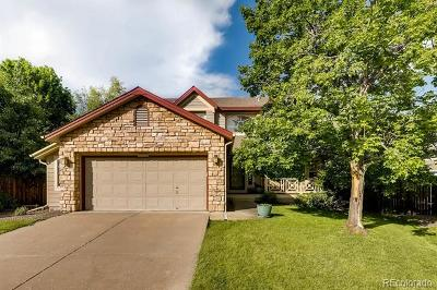 Boulder Single Family Home Active: 4570 Pussy Willow Court