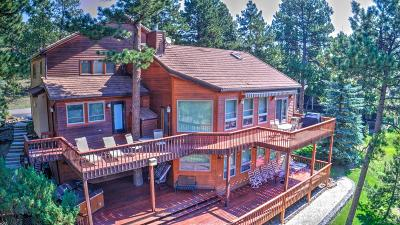 Evergreen Single Family Home Under Contract: 30676 Whiteface Court