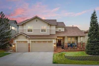 Highlands Ranch Single Family Home Under Contract: 10765 Addison Court