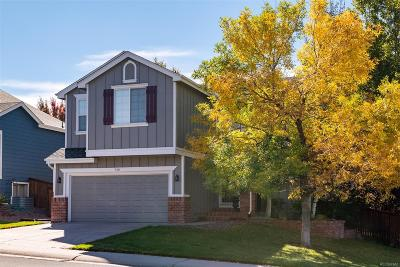 Highlands Ranch Single Family Home Active: 760 Timbervale Trail