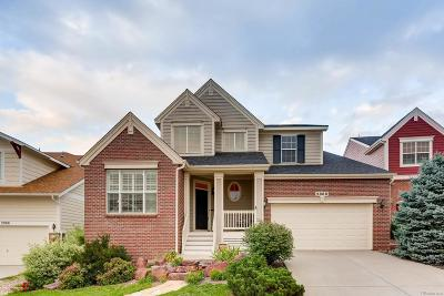 The Meadows Single Family Home Under Contract: 2888 Dragonfly Court