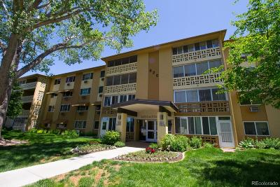 Denver Condo/Townhouse Under Contract: 620 South Alton Way #3D
