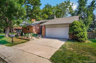 Aurora Single Family Home Active: 2812 South Oakland Circle