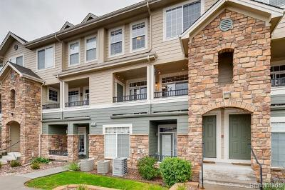 Castle Rock CO Condo/Townhouse Active: $287,000