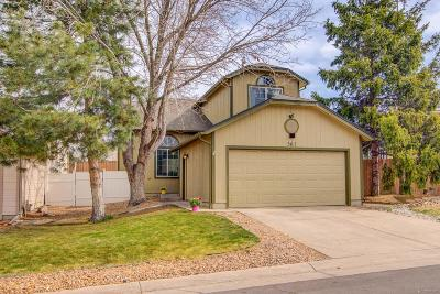Highlands Ranch Single Family Home Under Contract: 561 James Street