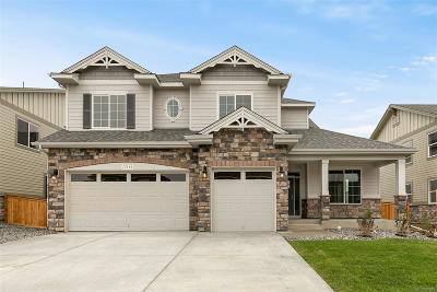 Broomfield Single Family Home Active: 17150 Lipan Drive