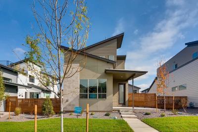 Littleton Single Family Home Active: 9770 Bennett Peak Street