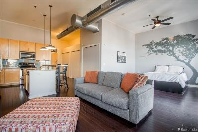 Denver Condo/Townhouse Active: 2900 North Downing Street #402