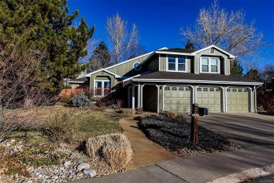 Centennial Single Family Home Active: 5718 South Olathe Way