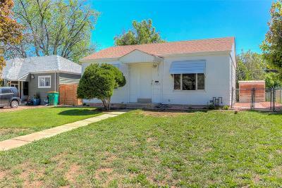 Aurora Single Family Home Active: 1264 Lansing Street