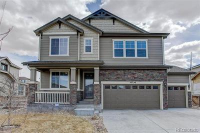 Commerce City Single Family Home Active: 10790 Unity Parkway