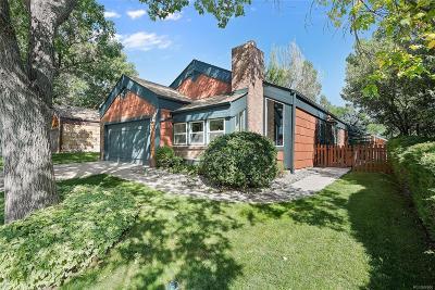 Littleton Single Family Home Active: 10101 West Ida Avenue