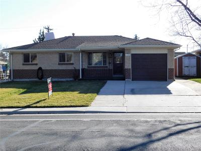 Broomfield Single Family Home Under Contract: 1280 West 6th Avenue