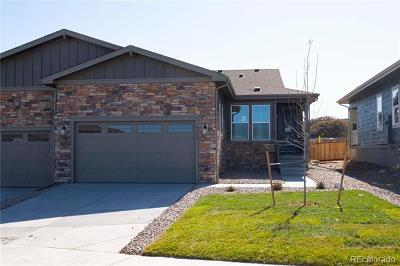 Castle Pines, Castle Rock, Littleton, Lone Tree, Parker Condo/Townhouse Active: 4152 Happy Hollow Drive