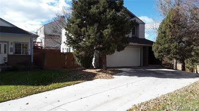 Littleton Single Family Home Active: 455 West Jamison Circle