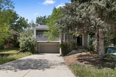 Westminster Single Family Home Active: 4422 West 68th Avenue