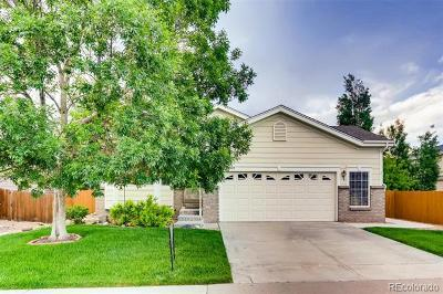 Parker Single Family Home Under Contract: 6583 Cherry Creek Drive
