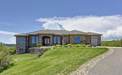 Castle Rock Single Family Home Active: 2580 Oxbow Drive