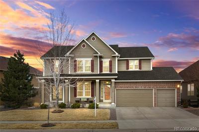 Villages Of Parker Single Family Home Active: 23577 Branston Lane