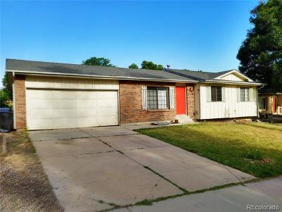 Morrison Single Family Home Active: 4835 South Taft Street