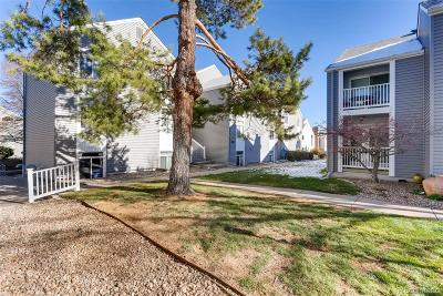Denver Condo/Townhouse Active: 3351 South Monaco Parkway #A