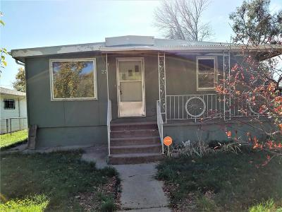 Longmont Single Family Home Active: 27 East 5th Avenue