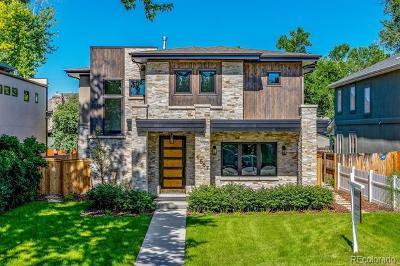 Denver CO Single Family Home Active: $1,695,000