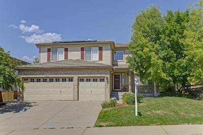 Highlands Ranch Single Family Home Under Contract: 9237 Fox Fire Drive