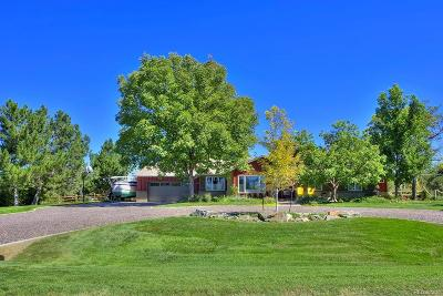 Boulder CO Single Family Home Active: $1,300,000