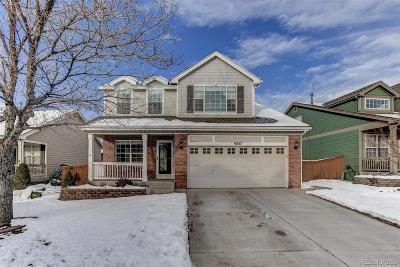 Highlands Ranch Single Family Home Under Contract: 9837 Thornbury Way