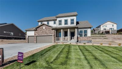Douglas County Single Family Home Active: 23421 East Rockinghorse Parkway