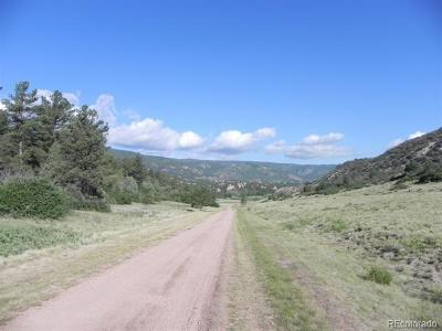 Larkspur CO Residential Lots & Land Active: $34,900