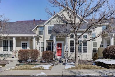 Denver Condo/Townhouse Active: 5155 West Quincy Avenue #D-103