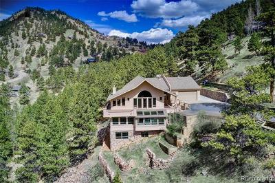 Boulder Single Family Home Active: 300 Pine Needle Road
