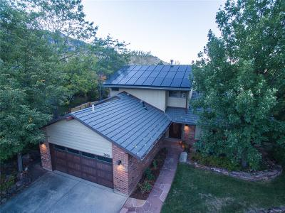 Boulder Single Family Home Active: 2493 Powderhorn Lane