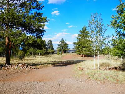 Hartsel CO Residential Lots & Land Active: $55,000