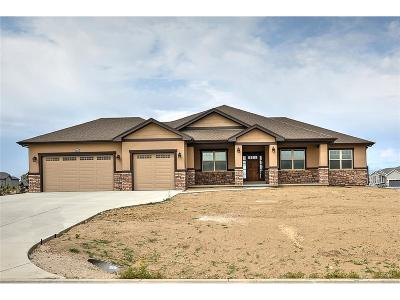Berthoud Single Family Home Under Contract: 3417 Memory Lane