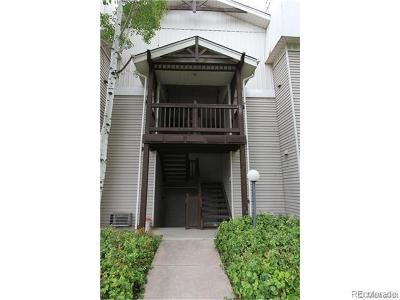 Aurora Condo/Townhouse Under Contract: 17505 East Mansfield Avenue #1411L