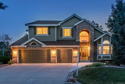 Highlands Ranch Single Family Home Under Contract: 9915 Clairton Way