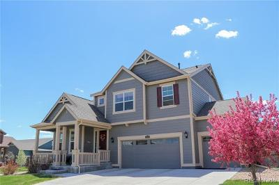 Commerce City Single Family Home Active: 17096 East 99th Place