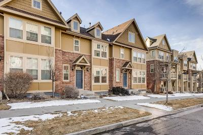 Lone Tree Condo/Townhouse Active: 10261 Bellwether Lane