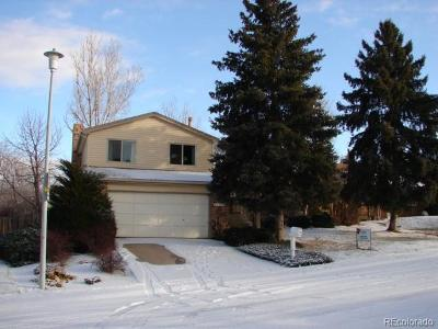 Aurora Single Family Home Under Contract: 3770 South Walden Street