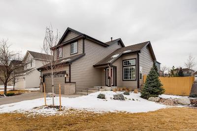 Aurora Single Family Home Under Contract: 23202 East Dorado Avenue