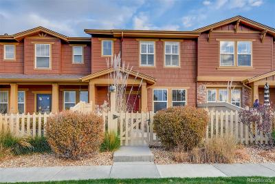 Commerce City Condo/Townhouse Active: 10451 Truckee Street #2D