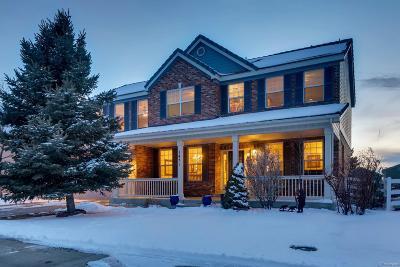 Aurora Single Family Home Under Contract: 1451 South Buchanan Circle