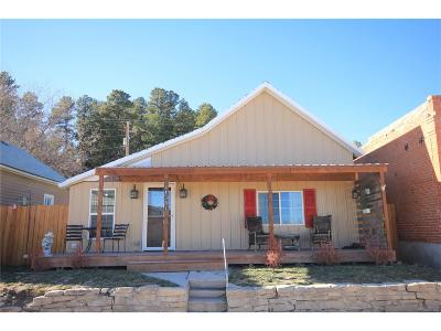 Elbert County Single Family Home Under Contract: 24331 Main Street